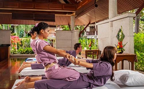 泰國·普吉島·泰式精油SPA景點