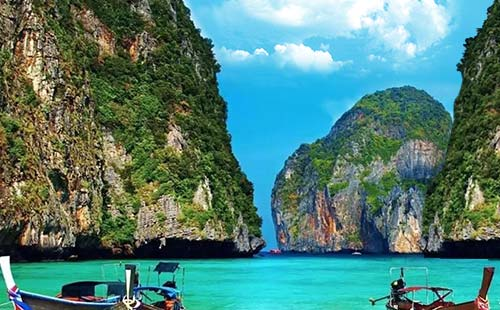 泰國普吉島歡樂之旅7日游<出海珊瑚島+私人海灘酒店+0自費>魅力普吉