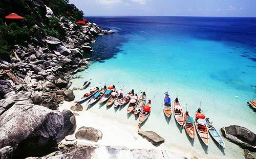[旅拍]普吉岛-斯米兰群岛-珊瑚岛7日游探索斯米兰