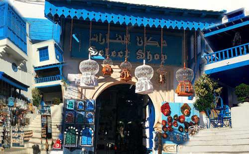 摩洛哥+突尼斯15日游<重慶出發,多哈轉機>爵士系列