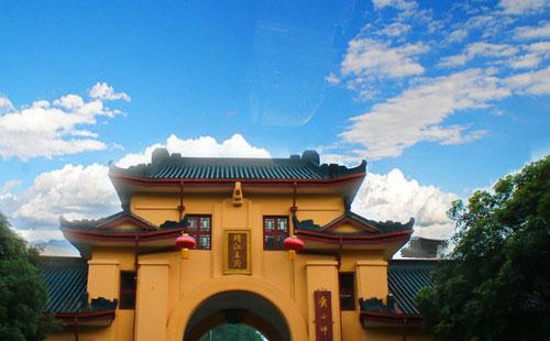 广西靖江王城