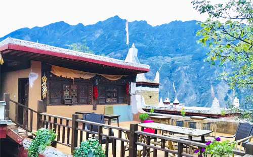 甘堡藏寨1