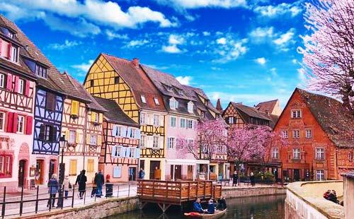 德国-法国-瑞士-意大利-奥地利<科尔马+五渔村>欧洲5国14日游重庆起止,海航直飞,一价全包