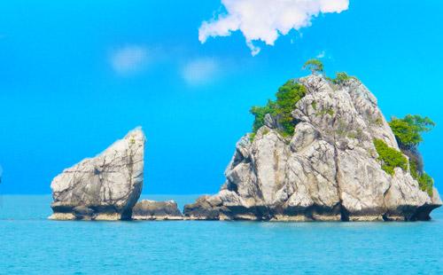 苏梅岛【阿拉雅布里】自由行7日游机票+住宿+早餐+接送机