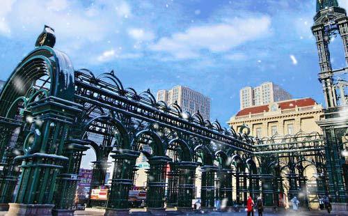 哈尔滨-亚布力-雪山高品双飞6日游你好哈尔滨