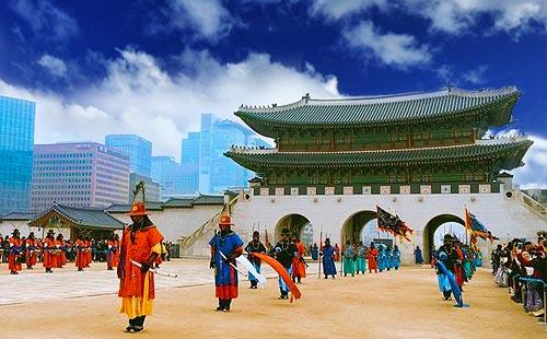 首尔景福宫