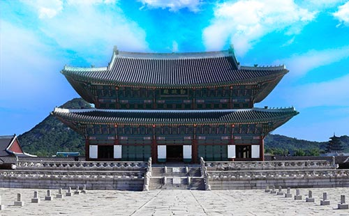 畅游韩国首尔奢享3+2半自由行5日游乐享一地