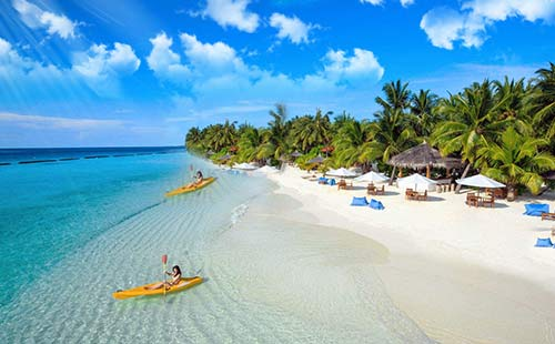 马尔代夫梦境岛1