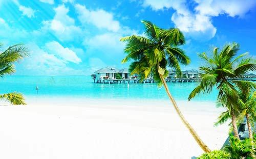 马尔代夫太阳岛2