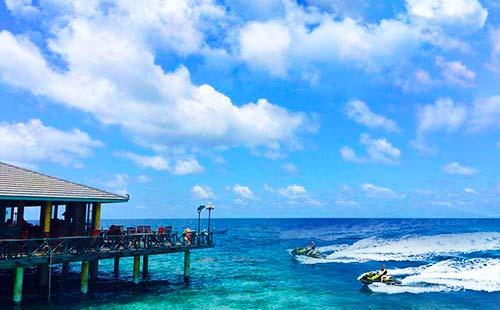 马尔代夫太阳岛4