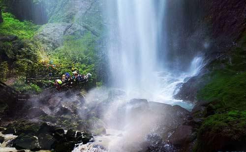 团队定制仙女山森林公园、天生三桥、龙水峡地缝2日游可以根据您的要求,制定行程