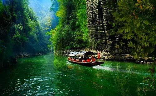 重庆巫山三峡花海-巴阳峡生态果园-三峡梯城2日游神女天路
