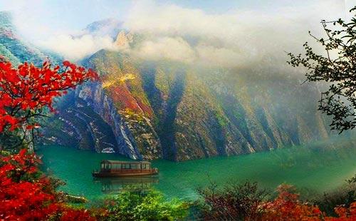 三峡单程四日阳光游[朝天门上船]重庆-宜昌三峡旅游
