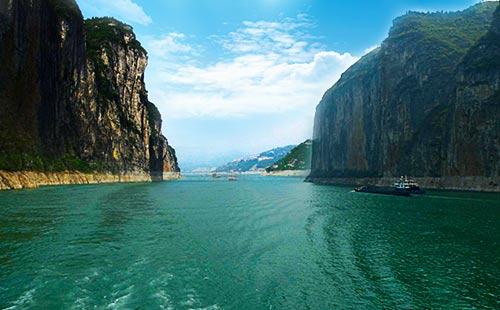 重庆长江三峡单程二日游[神女线]重庆-宜昌,奉节上船