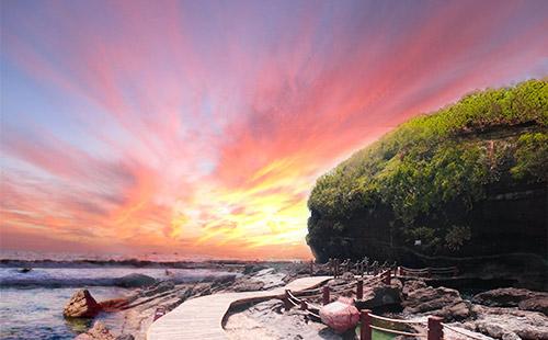 北海-涠洲岛双动\双飞5日游[全程不进购物店+入住涠洲岛]花漾涠洲岛