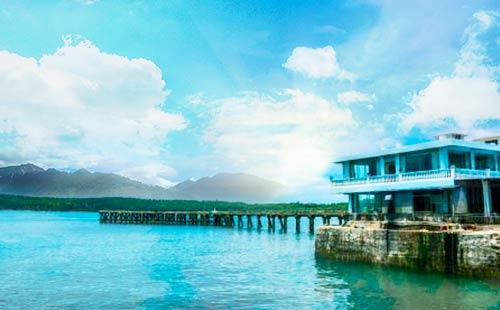 广西北海+涠洲岛半自由行双飞5日游<3天跟团+2天自由行>涠洲自由记