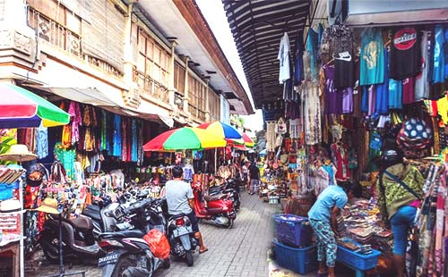 乌布传统市场1