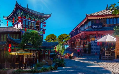 丽江古城3