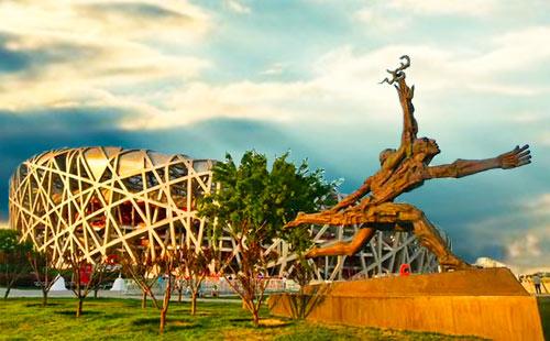 北京一地<故宫+长城+天安门+天坛+颐和园>纯玩双飞6日游经典之城