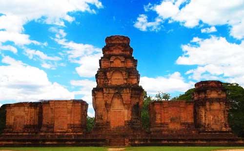 柬埔寨吴哥一地双飞尊享5日游尊享吴哥
