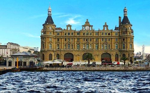 土耳其-希腊<蓝色清真寺+圣索菲亚大教堂+海峡游船+雅典+圣托里尼>唯美15日游天籁.QR卡航