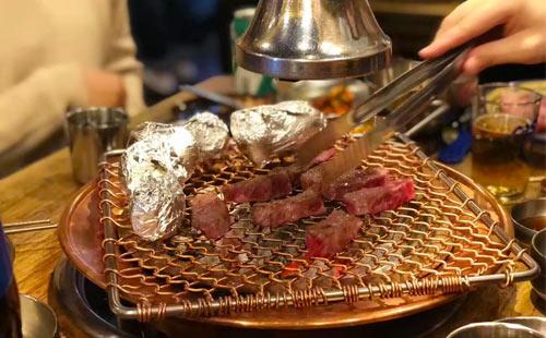 韩国烤肉1