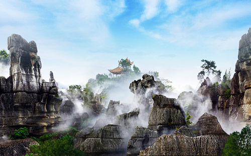 龙鳞石海3