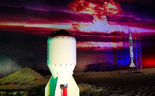 816地下核工程旅游景点