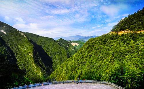 武陵山大裂谷2