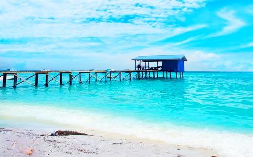 【马来西亚】梦幻沙巴之人鱼之恋6天4晚半自由行幻海奇缘<美人鱼版>