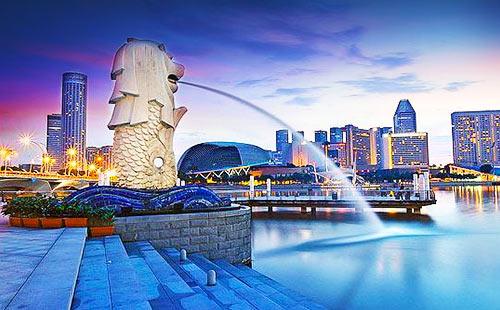 新加坡+马来西亚唯品纯玩6日游<云顶高原+圣淘沙+出海绿湖湾离岛>唯品新马.享希尔顿