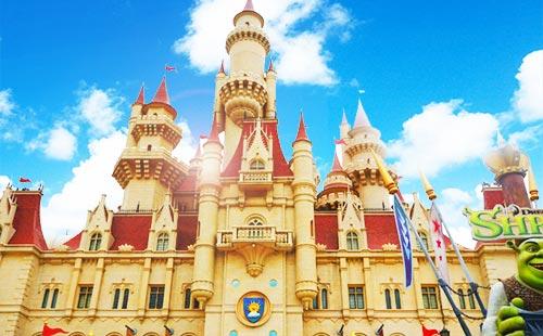 新加坡深度游纯玩自由行6日游<机票+酒店+签证+接送>心想狮城<新加坡一地>