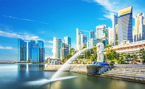 新加坡+马来西亚嘉年华纯玩双飞6/7日游蓝洋逐梦