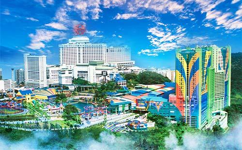 泰国+新加坡+马来西亚惠游9/10日游泰新马旅游