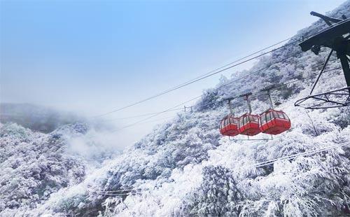 冰雪南川金佛山、金佛寺祈福、天星小镇纯玩一日游滑雪季
