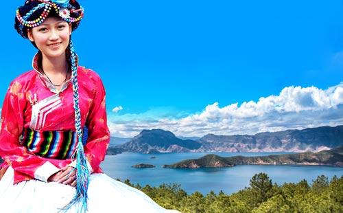 西昌泸沽湖、邛海、泸山双卧专列6日游开往春天的列车