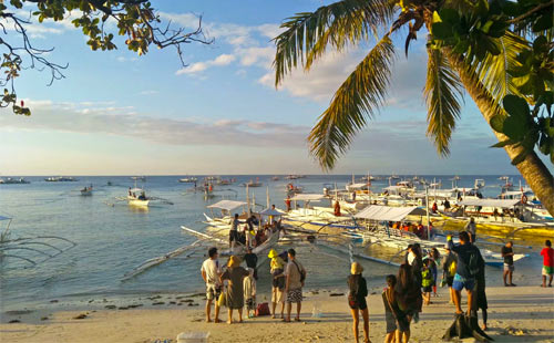 菲律宾宿雾岛+薄荷岛双岛7天6晚游半自由行双宿双菲