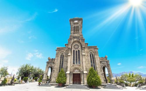 芽庄大教堂2