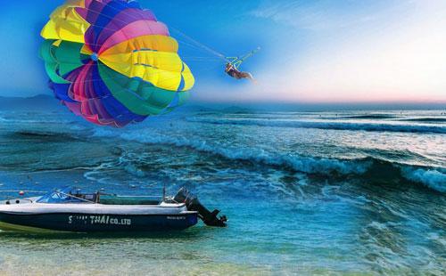 越南芽莊雙飛6日游<快艇出海情人島+珍珠島樂園+升級全別墅>珍珠歡樂頌