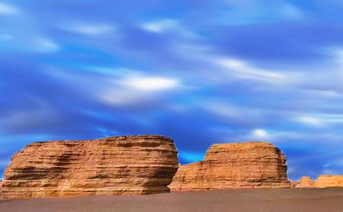 敦煌雅丹国家地质公园