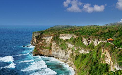 裸奔巴厘岛<出海蓝梦岛+贝尼达岛>双飞6日游巴厘物语