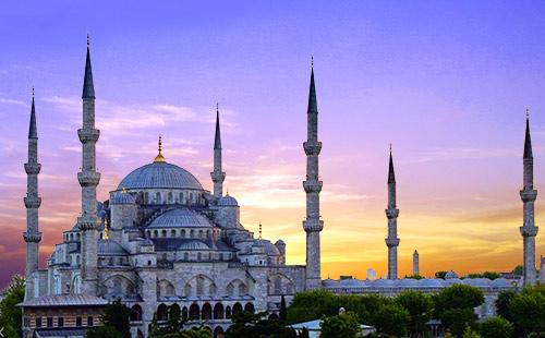 蓝色清真寺2