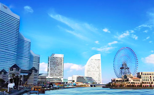 日本东京+箱根+富士山+横滨6日游关东深度之旅
