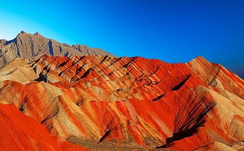 张掖丹霞地质公园2