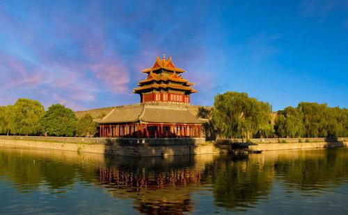 【北京-天津】故宫-长城-什刹海-颐和园-圆明园-周邓纪念馆双飞6日游优选京津
