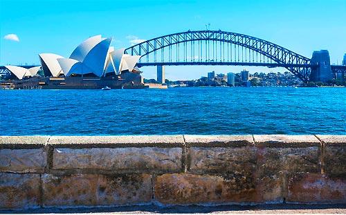 澳大利亚精粹深度9日游<古堡庄园+企鹅海豚+品鉴美酒美食>精粹双城记