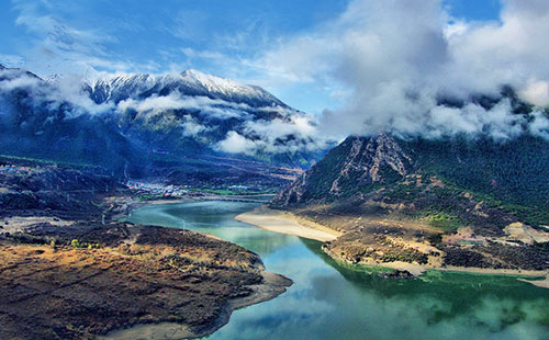 雅鲁藏布大峡谷风景区1