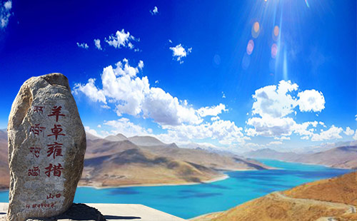 羊卓雍湖1