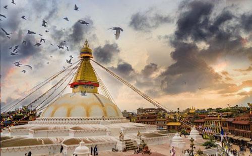 尼泊尔<加德满都+博卡拉+奇特旺+纳加阔特>全景之旅纯玩9日游纯玩0自费,小包团,委派领队