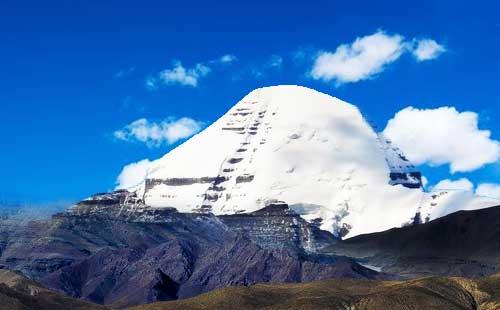 西藏冈仁波齐神山